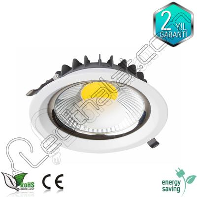 10 Watt Cob Led Downlight