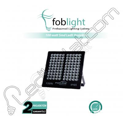 100 Watt Led Projektör FL-4100