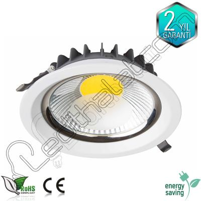 15 Watt Cob Led Downlight