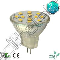 2 Watt Epistar Led Spot Ampul Mr11 Duylu