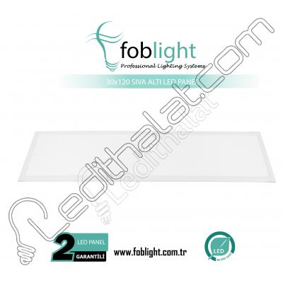30x120 Sıva Altı 48 watt Led Panel