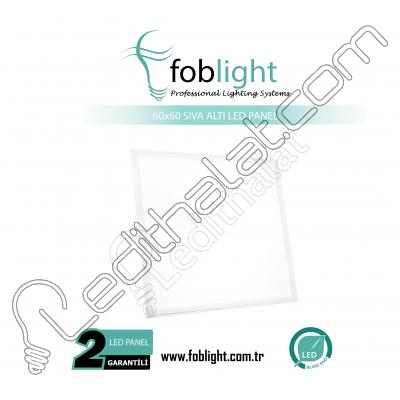 60x60 Led Panel 54 Watt Slim Panel