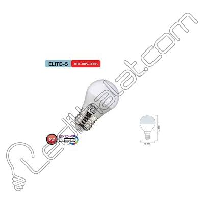 Horoz Elite 5 E27 Led Ampul 5 Watt